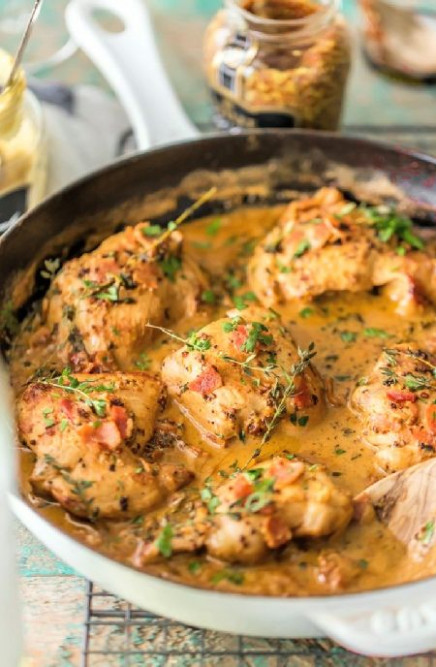 Low FODMAP Recipe and Gluten Free Recipe - Chicken with ...
