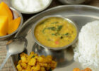 Lunch /Dinner Menu 4 South Indian Vegetarian Menu | Lunch ...