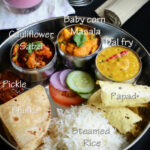 Lunch Menu 6 | North Indian Lunch Menu | Raks Kitchen …