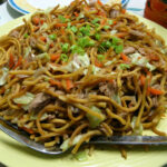 Lutong Bahay – Noodles Made From Squash