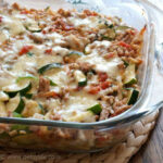 Make Ahead Cheesy Zucchini And Turkey Casserole In …