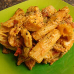 Make Lemonade And More!: Baked Pasta And Chicken Casserole