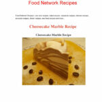 Marble Cheesecake Recipe ~ Food Network Recipes By Food …
