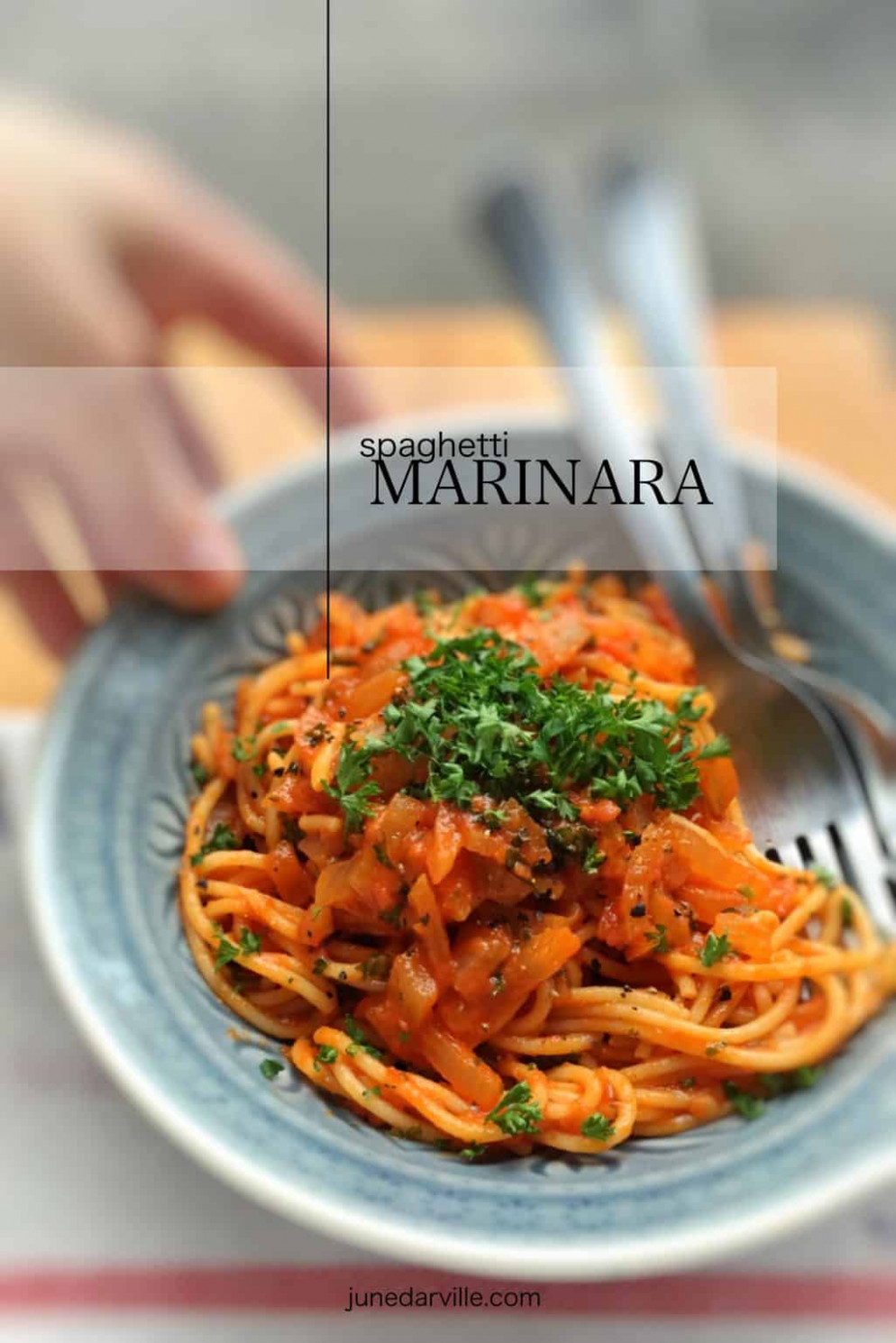 Marinara Sauce Recipe for Spaghetti | Simple. Tasty. Good.