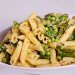 Mario Batali's Chilled Penne Pasta With Asparagus And Peas …
