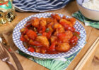 Mark's Gluten Free Sweet and Sour Chicken Recipe Takeaway (low FODMAP and dairy free)