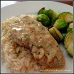 Mary Ellen's Cooking Creations: Creamy Dill Pork Chops