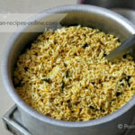 Masala Rice Recipe In Marathi
