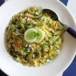 MASALE BHAAT | TENDLI BHAAT | IVY GOURD RICE | The Chef …