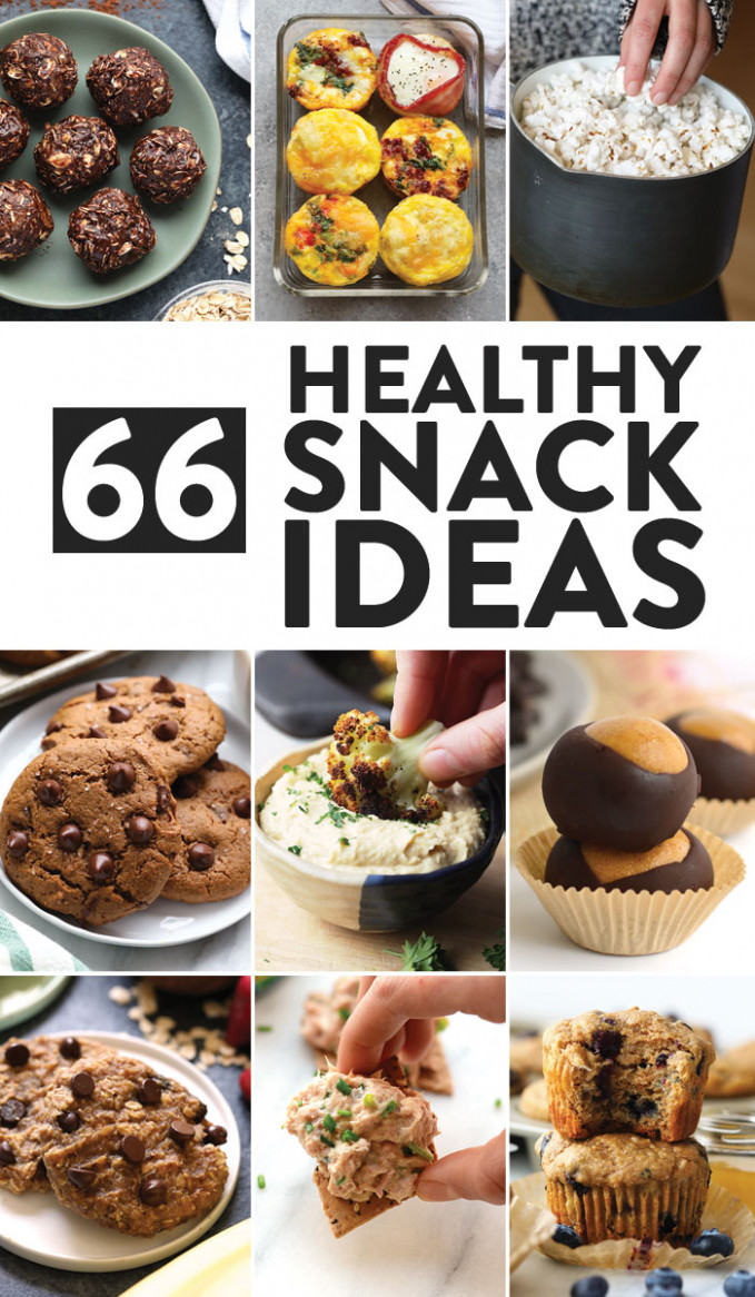 Meal Prep Healthy Snack Recipes - Fit Foodie Finds