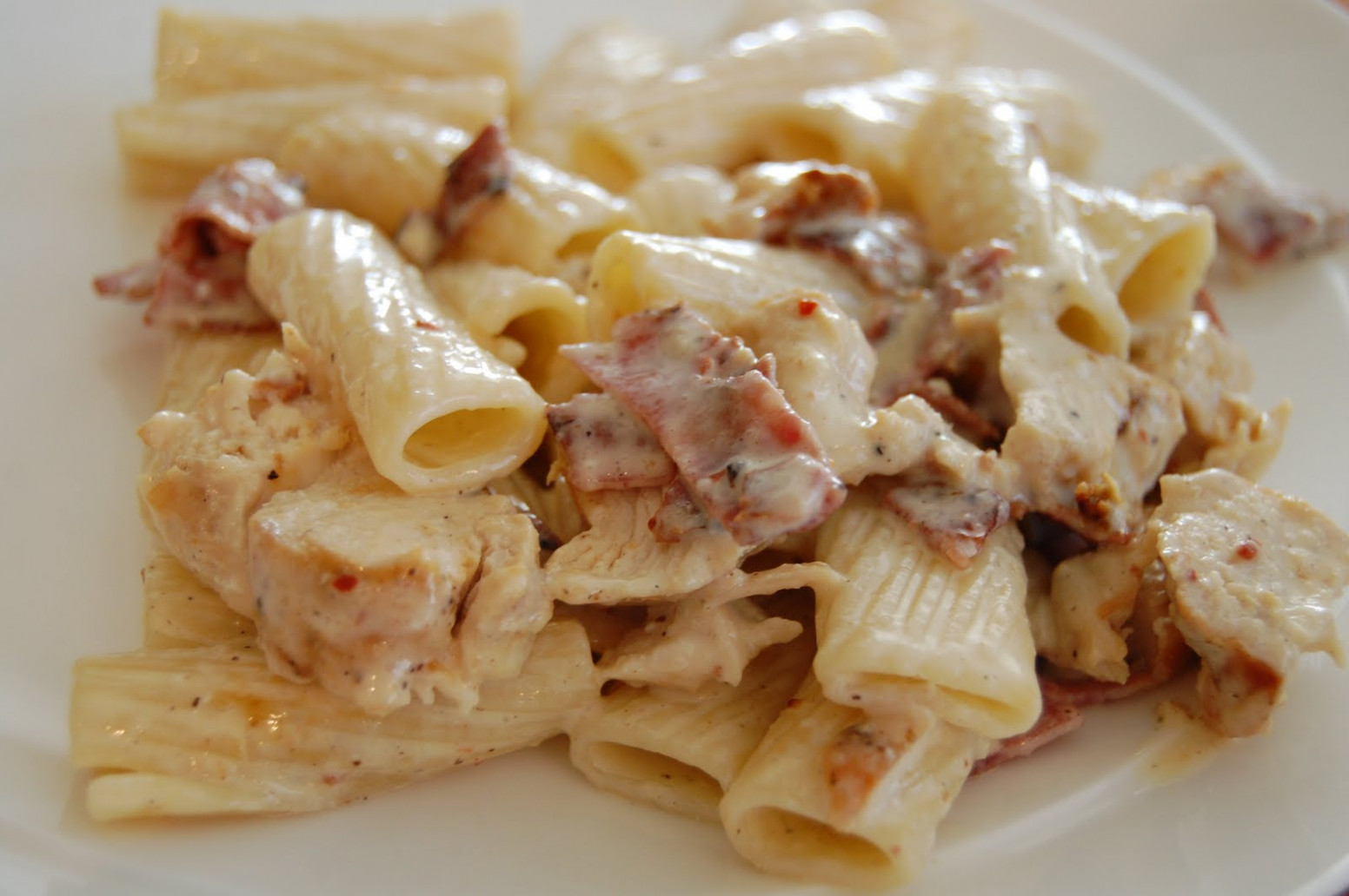 Meals at the Muirs: Chicken Bacon Pasta