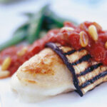 Meat Free Chicken Fillets With Aubergine & Mozzarella …