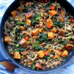 Meat Free Quorn Mince & Sweet Potato Stew | Pocketsized Cook