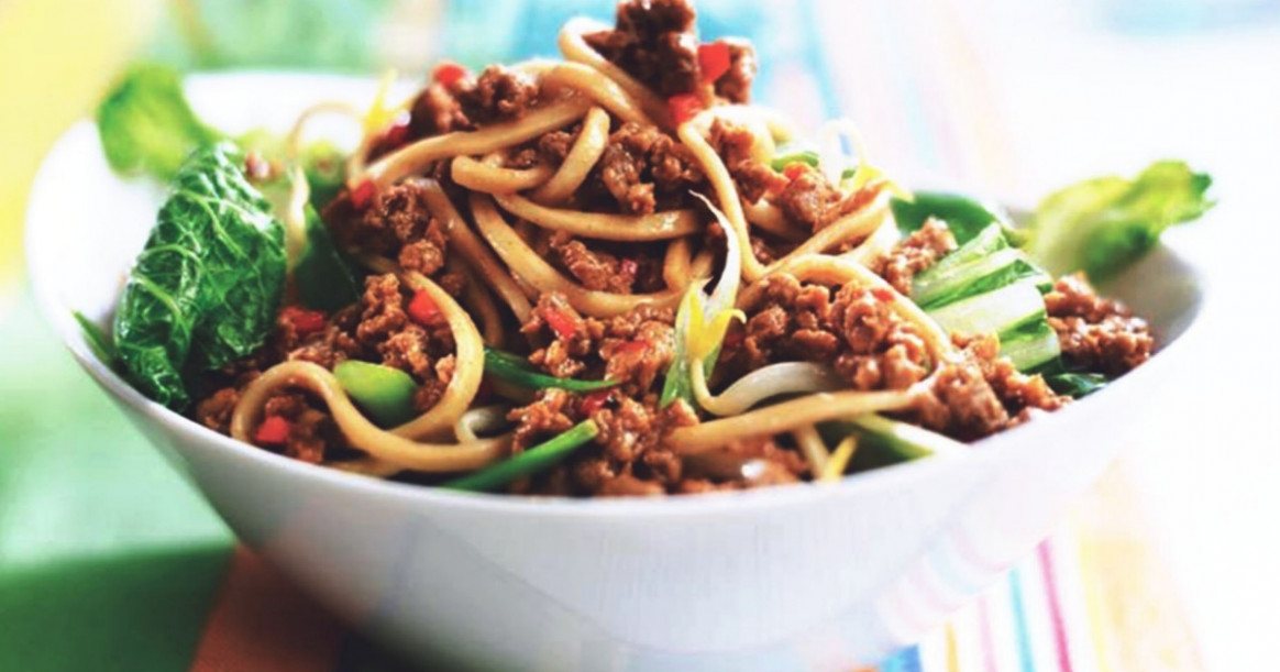 Meat Free Singapore Noodle Recipe – Healthier Alternative …