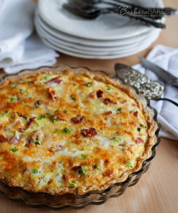 Meat Lovers Quiche | Recipe | Recipes to Make Again ...