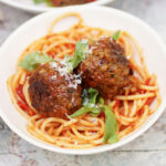 Meatball Pasta | Pasta Recipes | Jamie Oliver Recipes