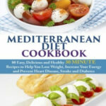 Mediterranean Diet Cookbook: 80 Easy, Delicious and ...