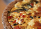 Mediterranean Quiche Is Great Morning, Noon, or Night