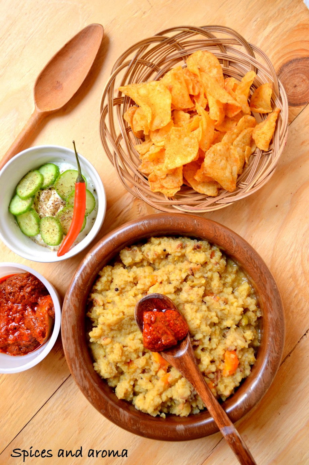Menu ideas for one pot South Indian meal party - Spices ...