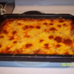 Mexi Ground Beef Chili Macaroni Casserole Recipe – Food