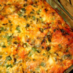 Mexican Breakfast Casserole | The Gracious Wife