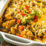 Mexican Cheesy Ground Beef And Rice Casserole [+ Video …