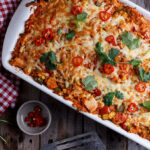 Mexican Chicken And Rice Casserole – Simply Delicious