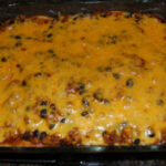Mexican Ground Beef Tortilla Layer Casserole Recipe – Food