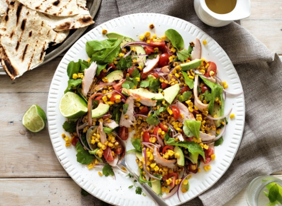 Mexican Smoked Chicken Salad | Recipes For Food Lovers …