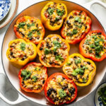 Mexican Stuffed Peppers Recipe