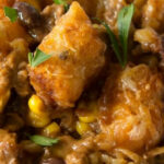 MEXICAN TATER TOT CASSEROLE – AWESOME RECIPES