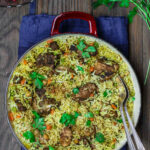Middle Eastern Chicken And Rice (Video) | The Mediterranean Dish