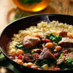 Middle Eastern Lamb Stew Recipe – EatingWell