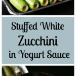 Middle Eastern Recipes – These Stuffed White Zucchini With …