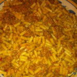Mince And Macaroni By ThermoKate – Gippsland. A Thermomix …