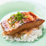 Miso Salmon Recipe • Steamy Kitchen Recipes