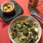 Miso Soup And Baked Apple W/recipe