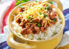 Mom's 20-Minute Red Beans and Rice - The Seasoned Mom