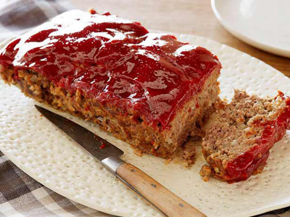 Mom's Meatloaf Recipe | Food Network