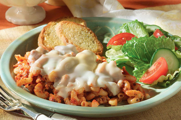 Mozzarella Pasta Bake - Kraft Recipes