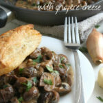 Mushroom And Chestnut Pie With Gruyere Cheese – A …