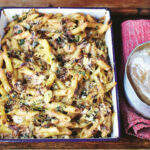 Mushroom Soup And Pasta Bake From 'Jamie Oliver's Comfort Food' Recipe