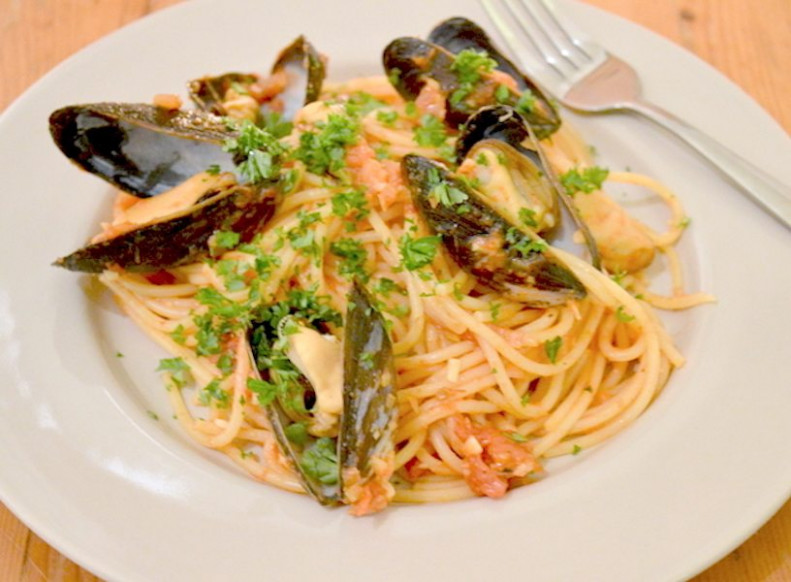 mussel-recipes-pasta