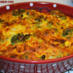My Favorite Broccoli Cheese Casserole