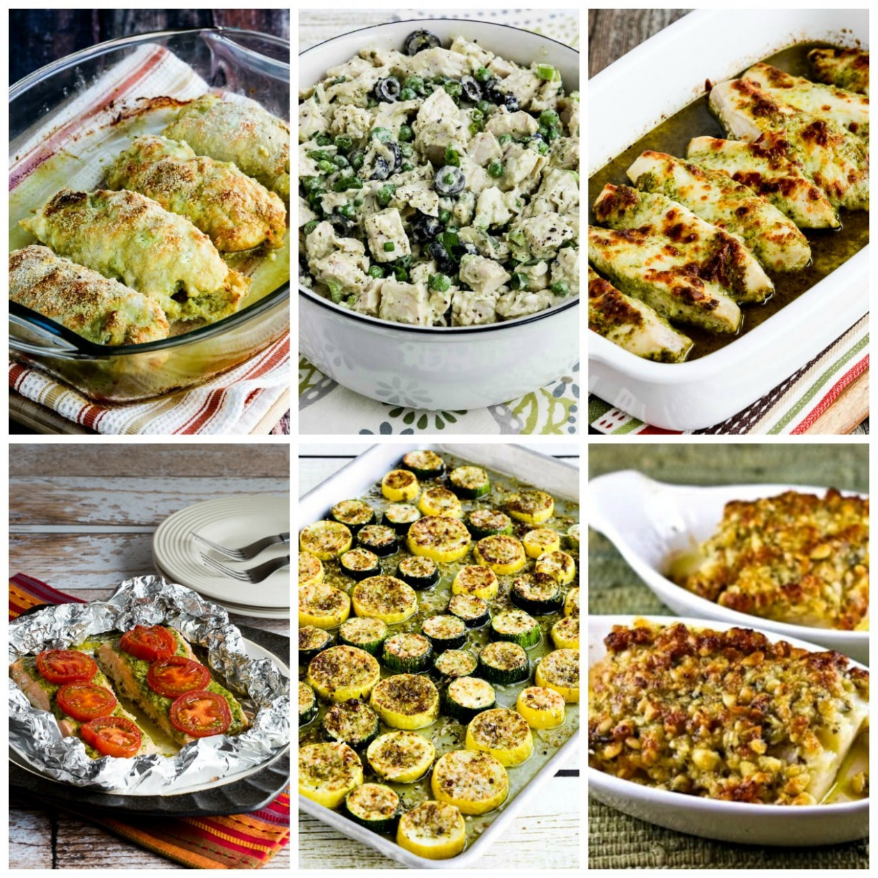 My Favorite Low Carb And Keto Recipes With Pesto – Kalyn's …