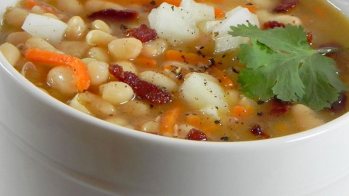 My Navy Bean Soup - Review by Reesa Moorman - Allrecipes