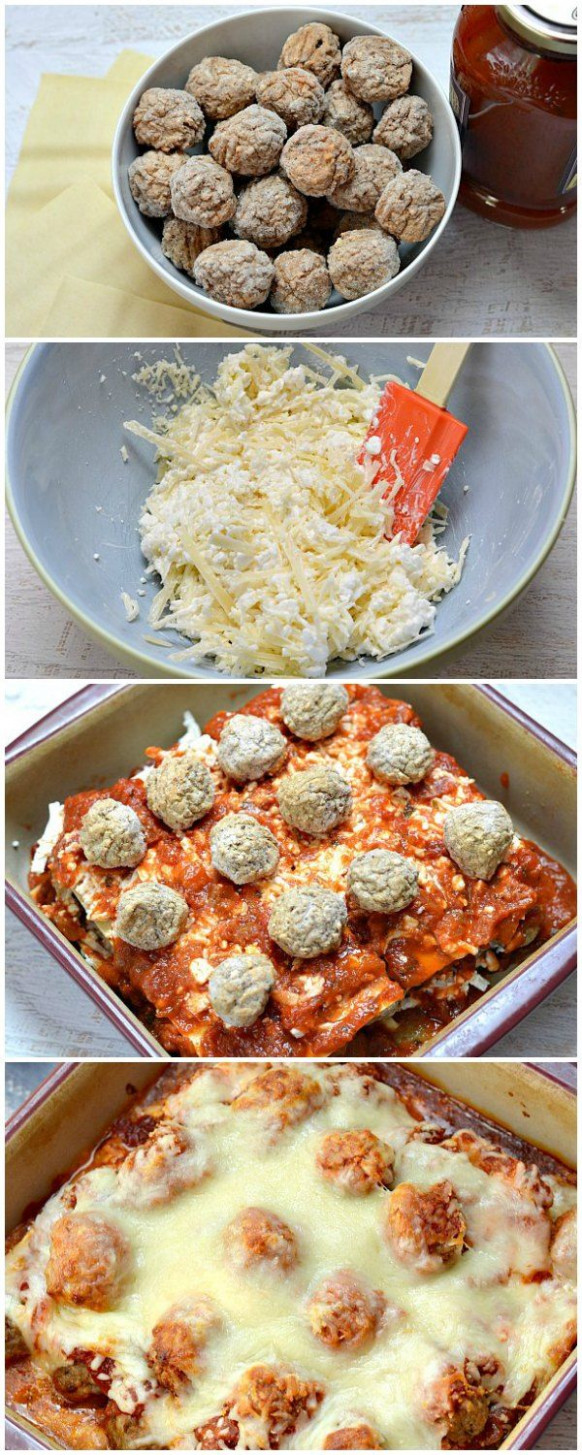Need an easy dinner idea? Use frozen meatballs to make this ...