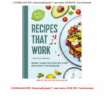 NEW LAUNCH!] HelloFresh Recipes That Work: More Than 12 …