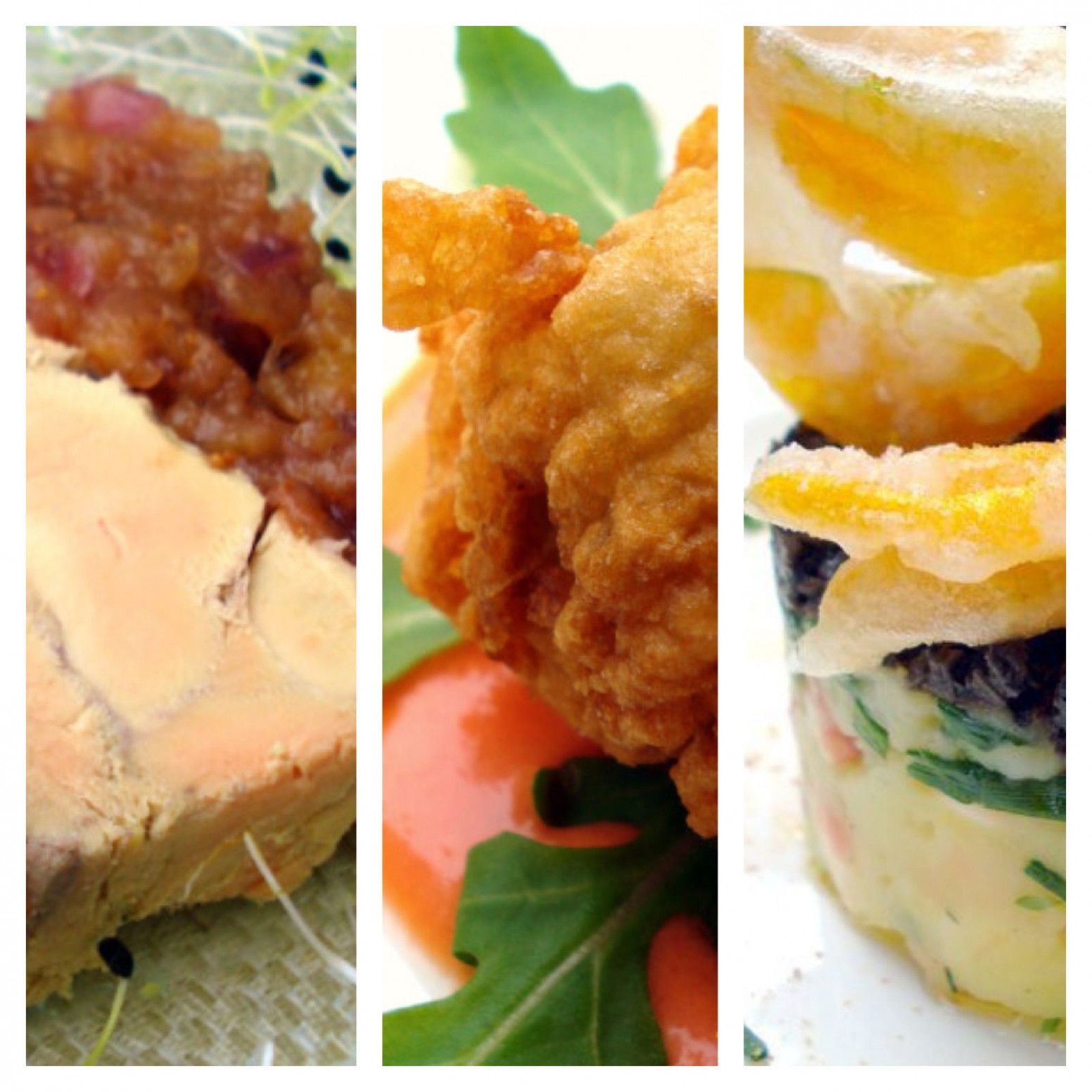 New year's eve and Christmas dinner recipes - appetizers ...
