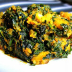 Nigerian Food Recipes: Yam & Spinach Recipes For Simple …
